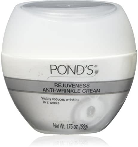 Facial Moisturizer: Pond's Rejuveness Anti-Wrinkle Cream