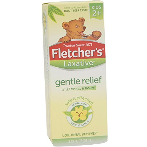 Fletcher's Laxative For Kids 3.50 oz (Pack of 11) (Best Laxative For Kids)
