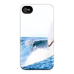 For Iphone 4/4s Protector Case Surfing Phone Cover