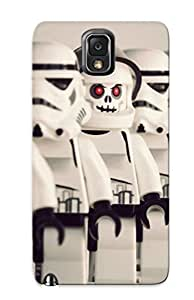New Premium Catenaryoi Lego Stormtroopers Skin Case Cover Design Ellent Fitted For Galaxy Note 3 For Lovers by icecream design