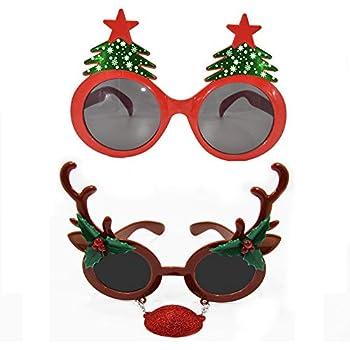 Amazon.com: Tinksky copos de nieve Navidad muñecos de nieve ...