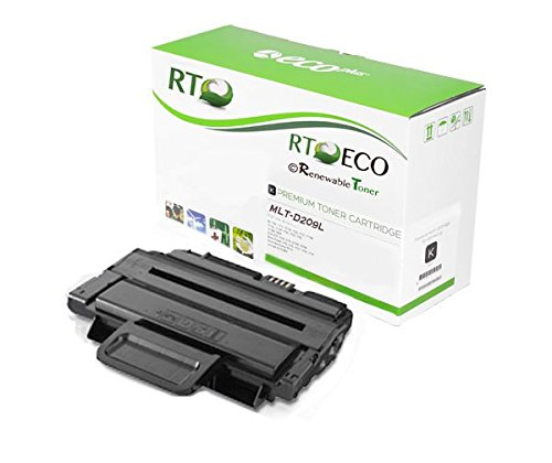 Renewable Toner MLT-D209LXAA Toner Cartridge 5k Yield for Samsung SCX-4828FN SCX-4826FN ML-2855ND