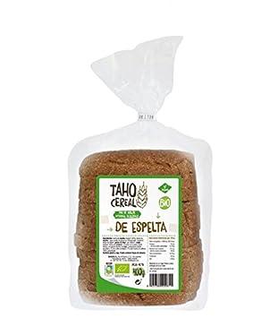 PAN DE MOLDE DE ESPELTA BIO, 400 g: Amazon.es: Salud y ...