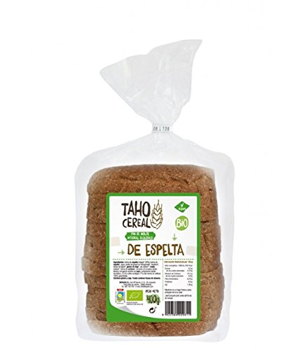 PAN DE MOLDE DE ESPELTA BIO, 400 g: Amazon.es: Salud y cuidado ...