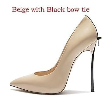 816e375509d7 VIVIOO High Heels 8Cm 10Cm 12Cm High Quality Women Sandals Shoes Bowtie  Thin High