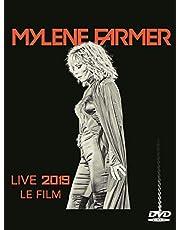 Live 2019 - Le film   DVD