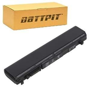 Battpit Bateria de repuesto para portátiles Toshiba Tecra R940-ST3N01 (4400 mah)