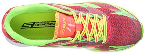 4 Run Running Zapatillas de Lmhp Skechersgo Mujer 5FUSqdSw