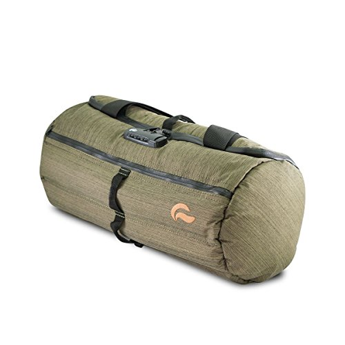 Skunk Duffle bag- Smell Proof - With combo lock - NEW COLLECTION (Olive green, 16