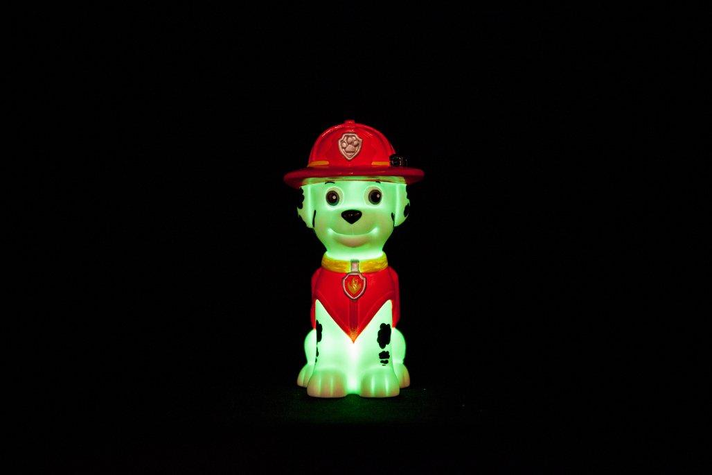 Marcus Illumi-Mate Paw Patrol Figurine Veilleuse de la Pat/' Patrouille 12 cm