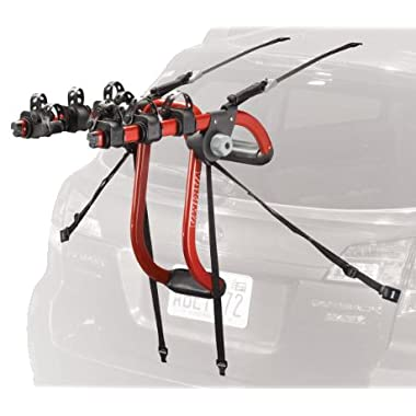 Yakima SuperJoe Pro 3-Bike Trunk Rack