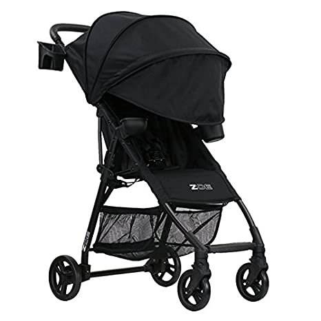 Amazon.com: ZOE XL1 BEST v2 Lightweight Travel & Everyday Umbrella Stroller System (Black): Baby