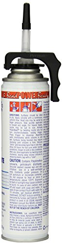 Permatex 85913-6PK Clear RTV Silicone Adhesive Sealant, 7.25 oz. PowerBead Can (Pack of 6)