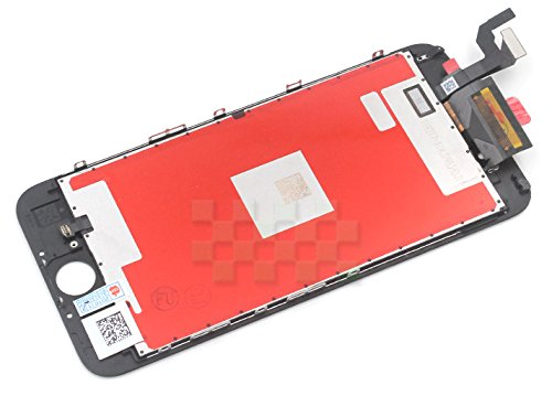 Black iphone 6s 4.7 inch Retina LCD Touch Screen Digitizer Glass Replacement Full Assembly with repair kit by ZTR (Image #2)