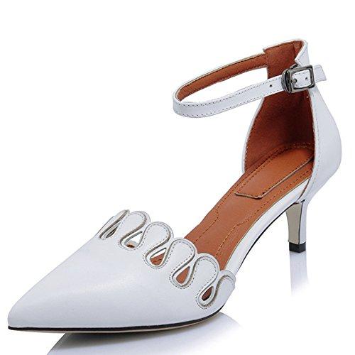 Nine SevenPumps Heels - Zapatos de tacón  mujer blanco