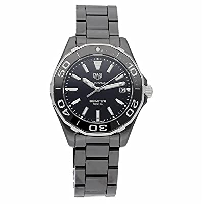 Tag Heuer Aquaracer Quartz Female Watch WAY1390.BH0716 (Certified Pre-Owned) by Tag Heuer