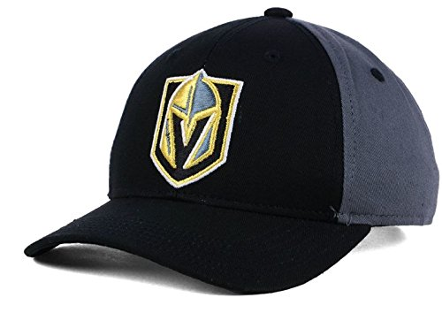 Image Unavailable. Image not available for. Colour  Las Vegas Golden Knights  Youth Structured Adjustable One Size Hat fefdb1902