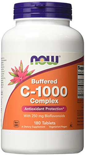 Now Foods Buffered C-1000 Complex 180 -