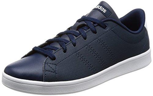 Clean Navy Bleu Basses Qt Femme footwear Navy Baskets collegiate White collegiate Adidas Advantage 6wqv5nU