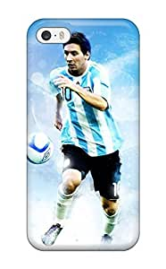 Andreyle CvpsCVY11010Grlnt Protective Case For Iphone 5/5s(lionel Messi Skills)