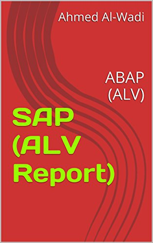 Download SAP (ALV Report): ABAP (ALV) Pdf