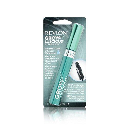 Revlon Luscious Waterproof Black 0 38 Ounce
