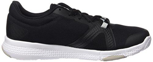 Reebok Women's Trainflex Lite Fitness Shoes Black (Black/Skull Grey/White) hOtpB9