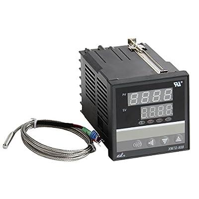 XMTD-808G Universal Type Intelligence Pid Input Temperature Controller with K Sensor