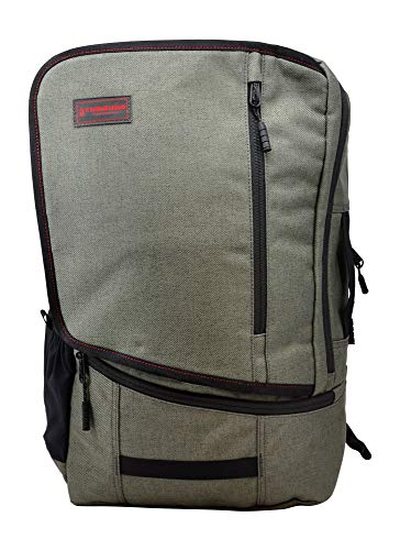 Timbuk2 Q Laptop Backpack (Concrete) by Timbuk2