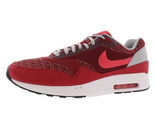 Nike Air Max 1 Scarpe Da Uomo Jcrd Rosso / Lt Rosso Cremisi / Laser Cremisi 644153-600 Rosso Palestra / Laser Cremisi-lt Crmsn