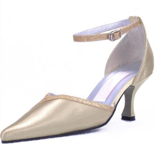 De Satin Satin Satin Chaussure Champagne De Champagne Chaussure De Mariée Mariée Chaussure Mariée PxPnA4z6