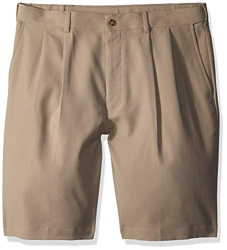 CCEletina Eletina khinfsn Size 36 Mens Golf Shorts , Men S Double Pleat Expandable Short, Golf Shorts 36