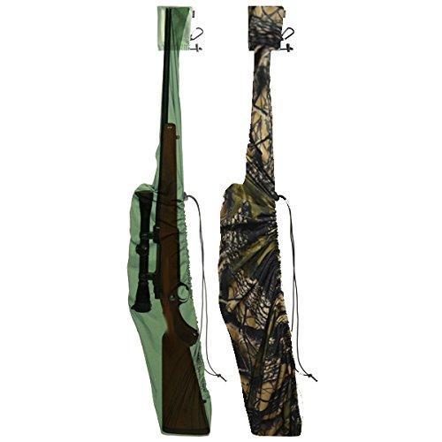 Camo Shotgun Cover (Ebiz Waterproof Camo Gun Cover Fast Attached Gun Sock 48