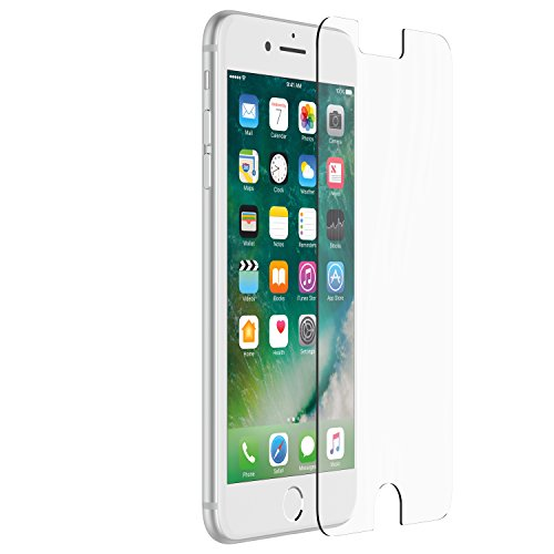 OtterBox ALPHA GLASS SERIES Screen Protector for iPhone 8 Plus/7 Plus/6s Plus/6 Plus (ONLY) - Retail Packaging - CLEAR