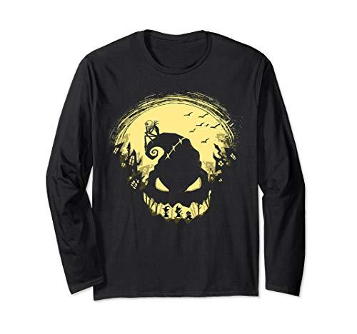 Funny Adult Phantom of Darkness Costume Long Sleeve T-Shirt -