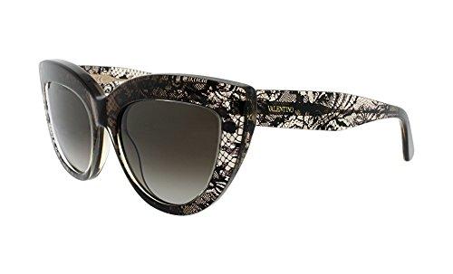 Sunglasses VALENTINO V 709 S 241 BROWN FADED - Valentino Sunglasses