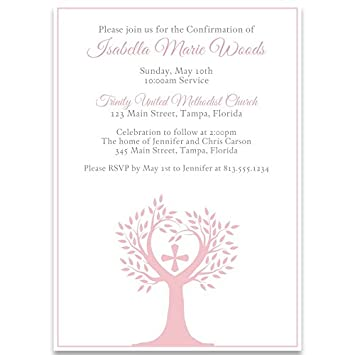 amazon com communion invitations confirmation first communion