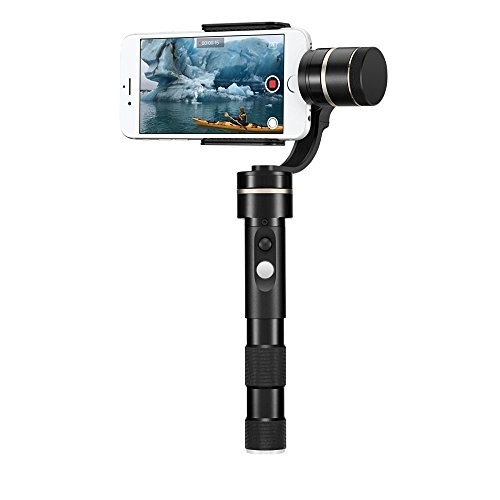 Feiyu Tech G4 Pro 3-Axis Handheld Stabilized Gimbal for iPhone, Android & other Smartphones by FeiyuTech (Image #2)