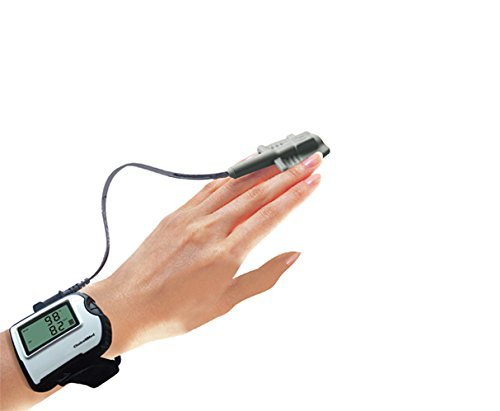 - Sports and Aviation Sleep Monitor Wrist Wear Fingrtip Pulse Rate and Blood Oxygen Saturation Monitor