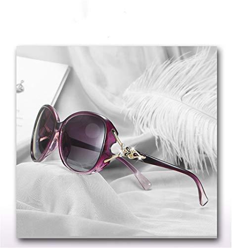 Diamants Dames Grand Cadre avec De De des Mode De Lunettes De Soleil Pink MEILI wq01zHS