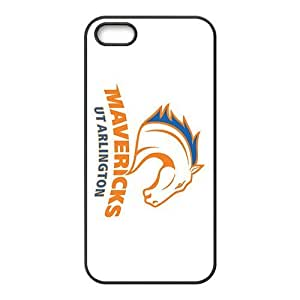NCAA Texas Southern Tigers Primary 2009 Black For Iphone 5/5S Phone Case Cover