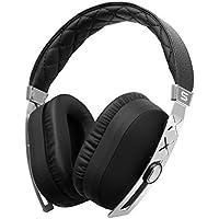 SOUL Electronics SJ27SL Jet Pro Hi Definition Noise Cancelling Headphones, Silver