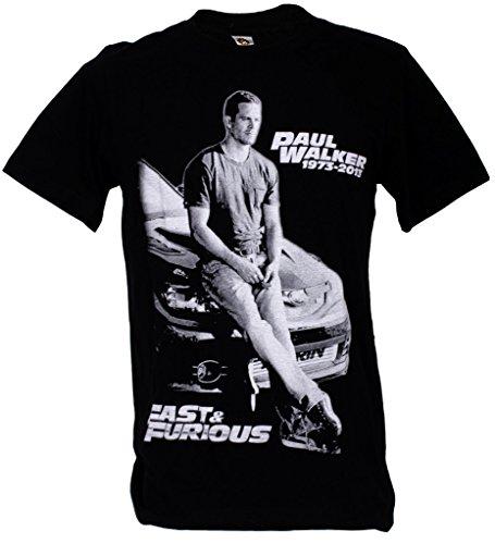 opm-clothing Paul Walker Street Racing Pro Fast Men - Brand Vin Diesel