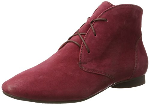 Guad kombi Femme Desert Rouge Boots vino 37 Think dPBqwATd