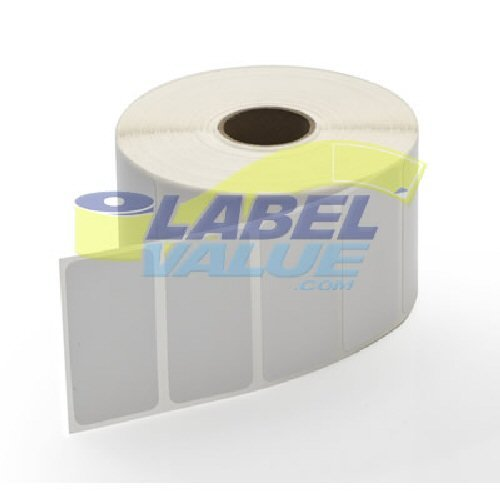 Zebra Compatible Direct Thermal Labels 2x1 4OD compatible with LP2824, LP2242, LP2442, LP2443, LP/TLP2844, LP/TLP2844-Z, LP2642/2742, LP/TLP3642/3742, TLP3842, TLP3844Z