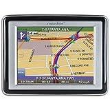 "Nextar X3-08 3.5"" Touchscreen Portable GPS Navigation System w/USA & Canada Maps, MP3, Photo Viewer & Text to Speech"