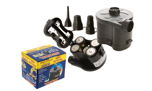 Battery Operated Air Pump