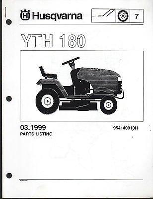 Husqvarna Motorcycle Parts - 4