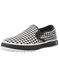 DAWGS Men's Canvas Golf Walking Shoe