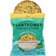 Outer Aisle Cauliflower Sandwich Thins - Italian Thins